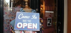 vvd Den Haag horeca in winkelstraten