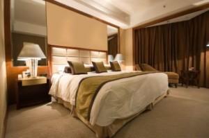 standaard afbeelding hotelkamer