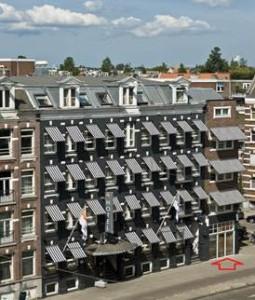 Kantoor Adhoc Amsterdam
