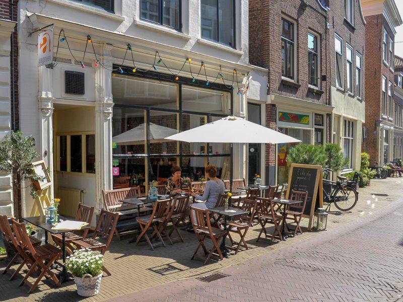 Restaurant in het centrum van Haarlem