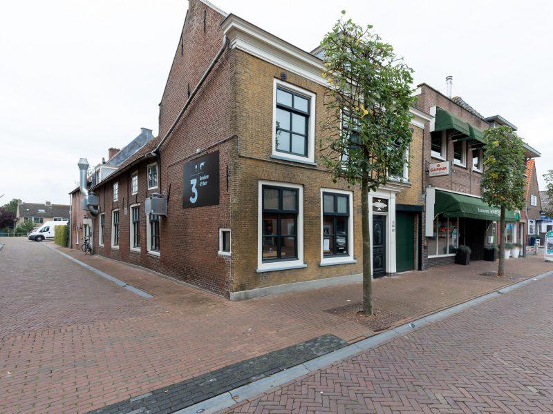 Horecaruimte aan de Dorpsstraat te Zevenhuizen