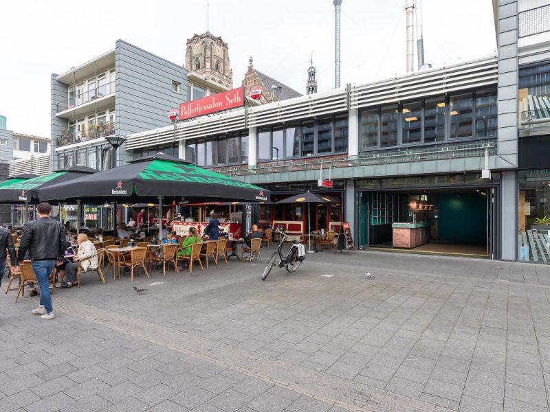 Unieke kans aan de Hoogstraat te Rotterdam