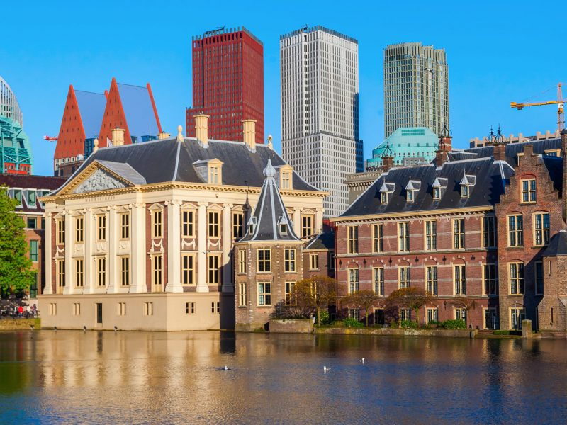 Cafe-Restaurant op een centrumlocatie in Den Haag