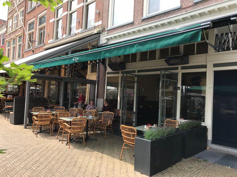 Unieke locatie aan de Markt te Delft