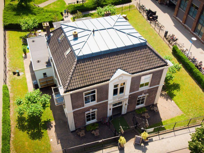 Unieke vrijstaande horecalocatie in Utrecht