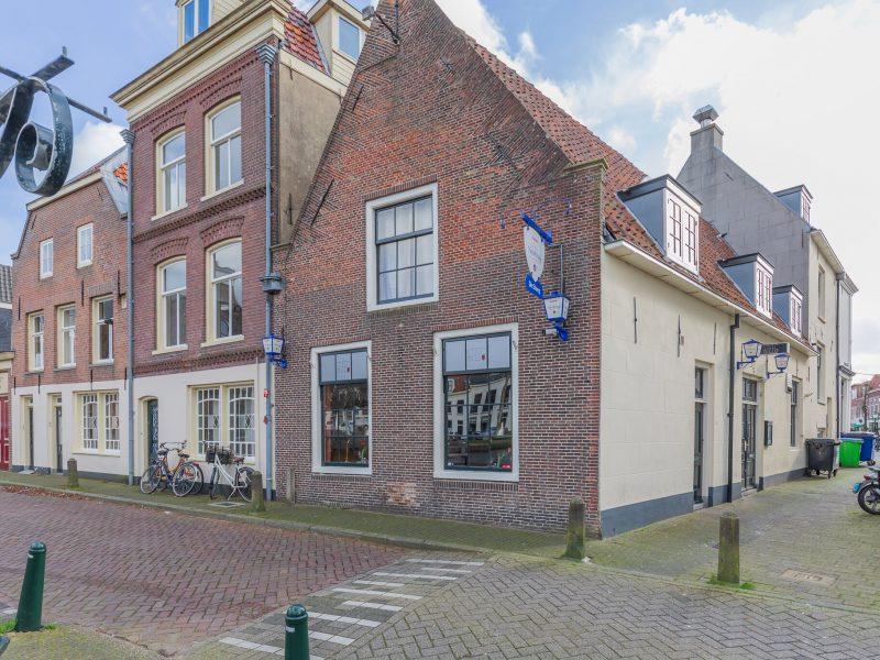 Restaurant in het historische stadscentrum van Weesp