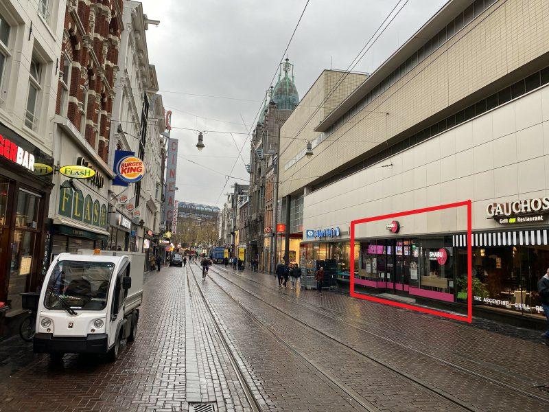Restaurant op toplocatie in het centrum van Amsterdam