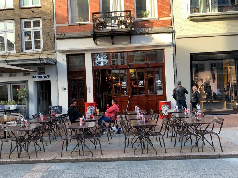 Horecaruimte in het centrum van Den Bosch