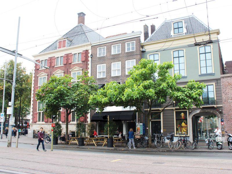 Sfeervol cafe-restaurant met zaal in hartje Den Haag