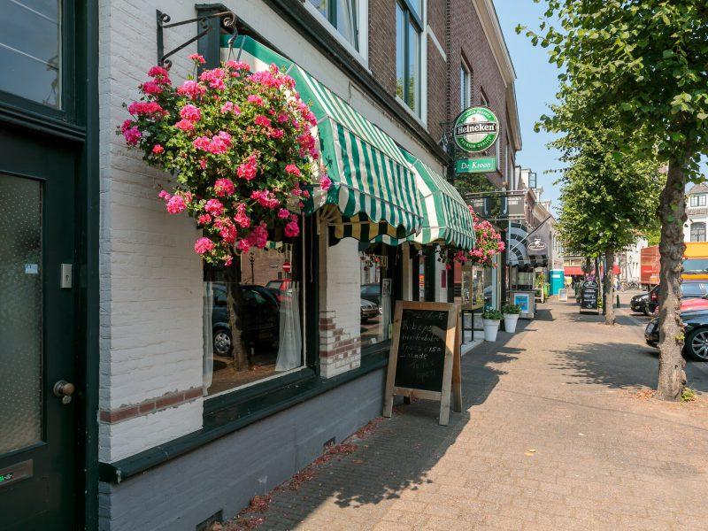 Restaurant de Kroon te Weesp