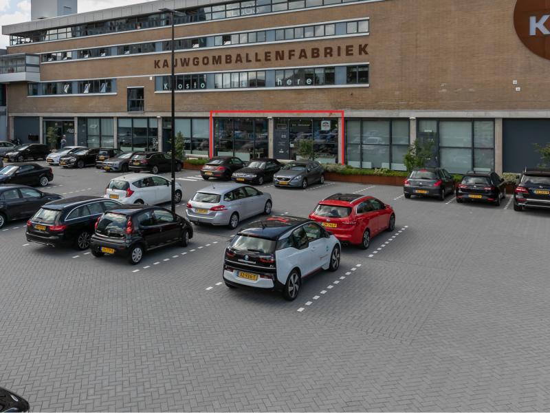 Horecaruimte beschikbaar in Amsterdam Overamstel Amstelkwartier