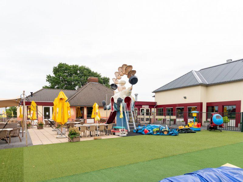 Pannekoekhuis en indoor speeltuin De oude Maas