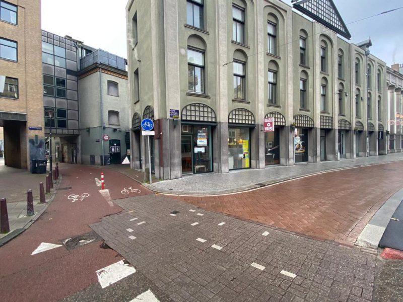 Hoekpand op een toplocatie in Amsterdam te huur