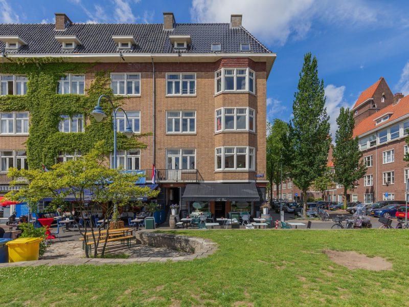 Restaurant in Amsterdam Zuid ter overname