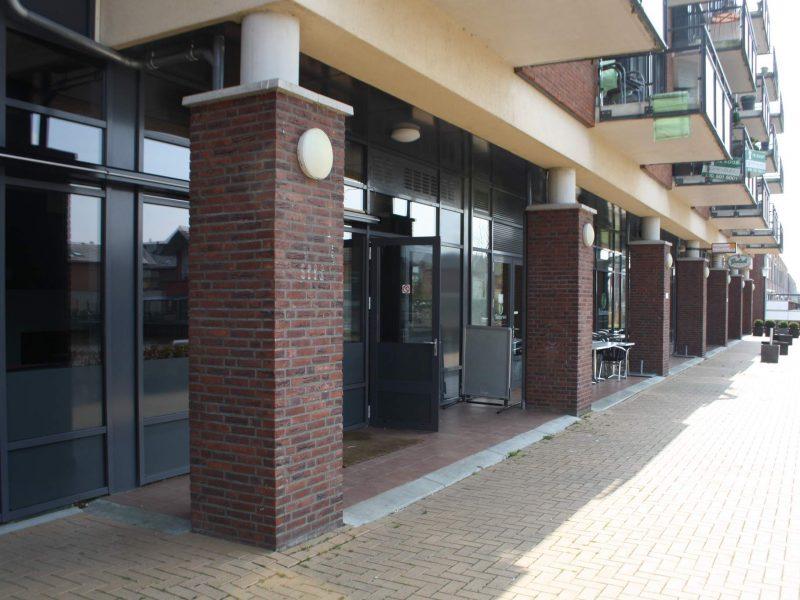 Restaurantruimte aan het horecaplein te Barendrecht