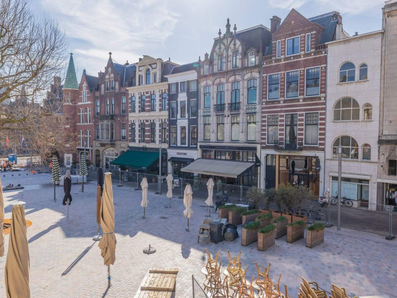 Horecaruimte aan de Plaats te Den Haag
