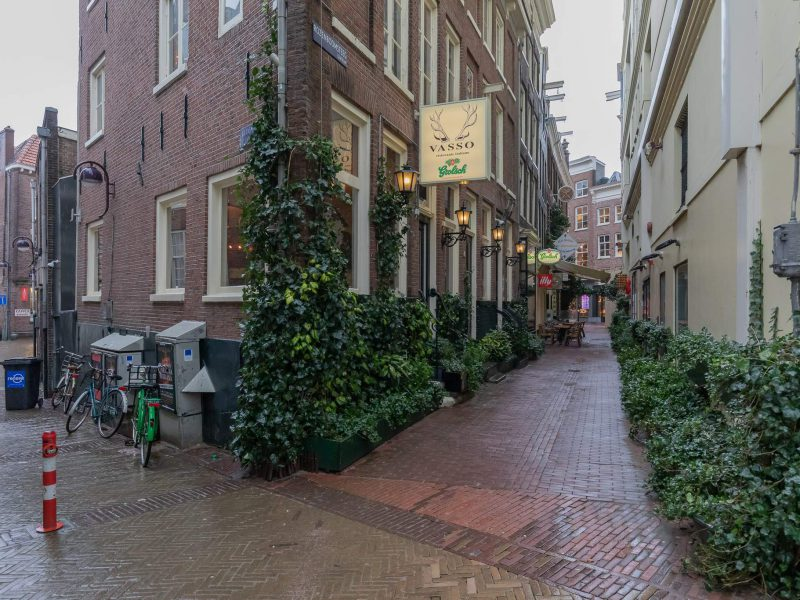 Restaurant in Amsterdam- Centrum nabij Spui ter overname