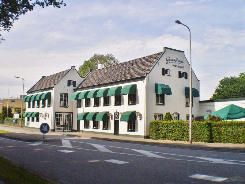 Restaurant in Baarn