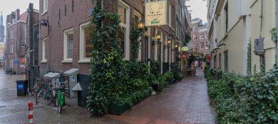 Restaurant Vasso te Amsterdam overgedragen