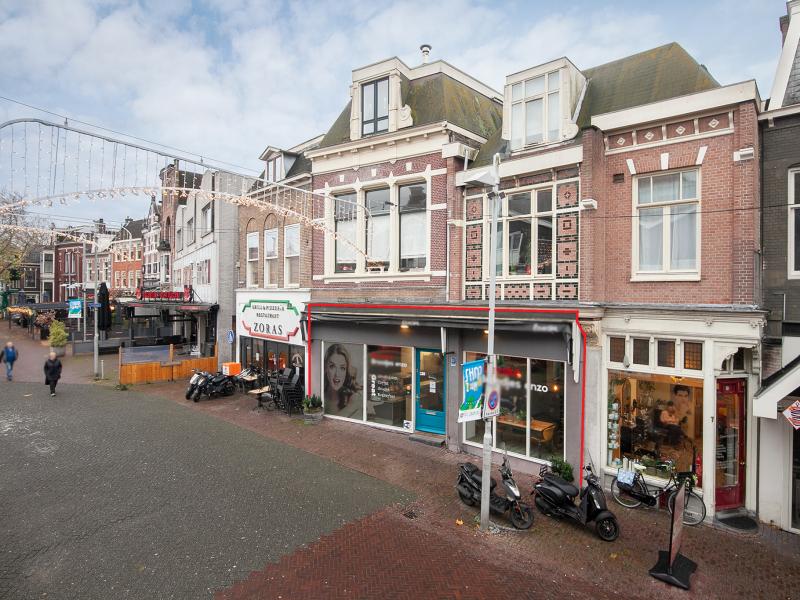 Horecaruimte op een toplocatie in Zaandam te huur