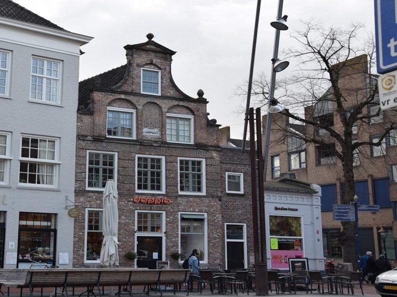 Schitterende locatie in Den Bosch