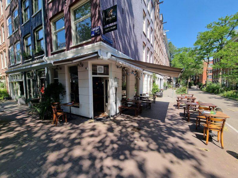 Horecaruimte in de Pijp te Amsterdam