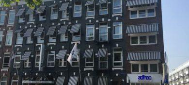 Jubileum Adhoc vestiging Amsterdam!