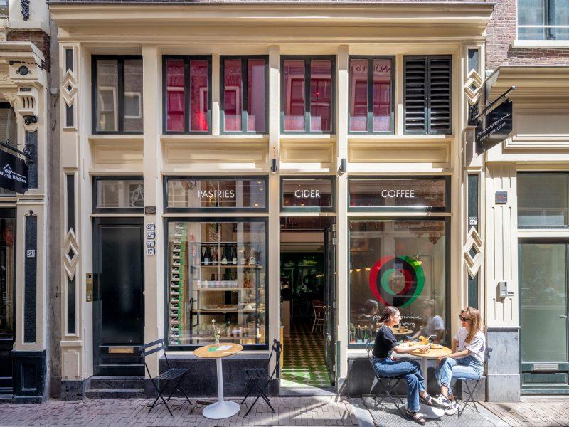 Horecaruimte in het Wallengebied te Amsterdam
